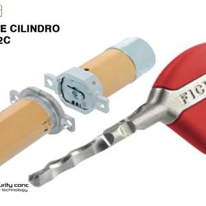 cilindro fichet f3d