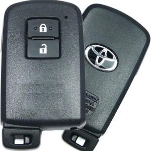 Chiave-Con-Radiocomando-Toyota-Yaris-Hybrid-RAV4