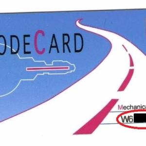 card key piaggio