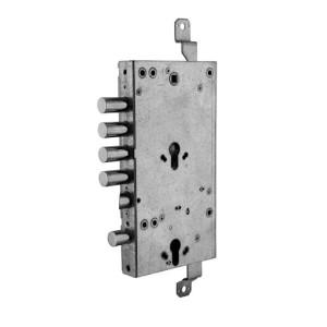 serratura doppio cilindro